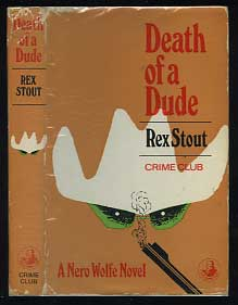 Rex Stout - Books for Sale - Classic Nero Wolfe Mysteries